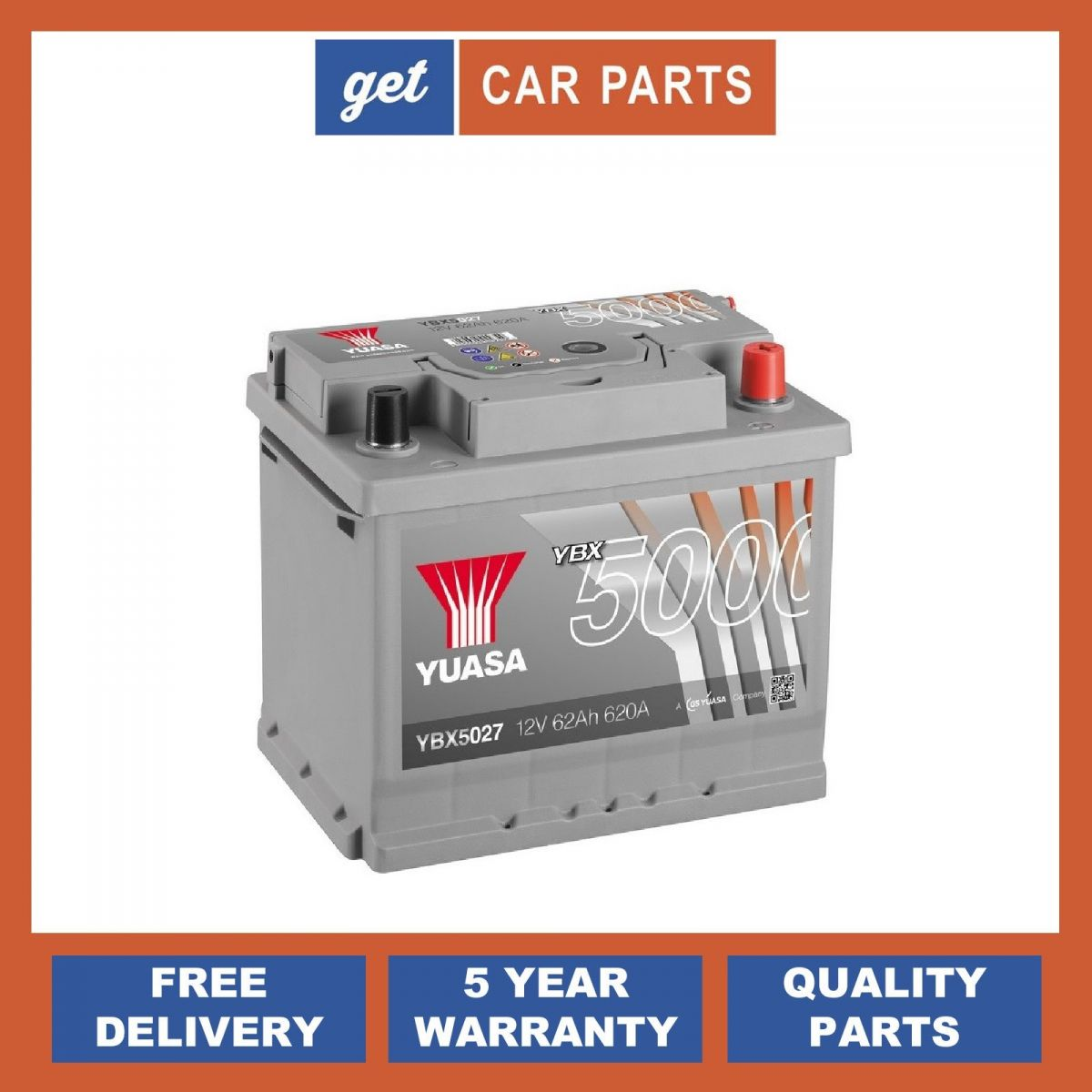 Car Battery For Audi A3